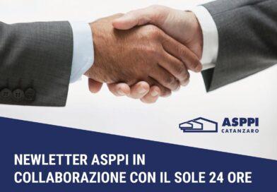 Newletter ASPPI in collaborazione con Il Sole 24 Ore