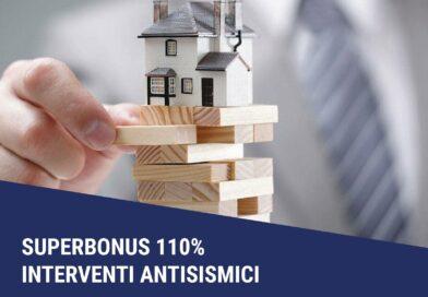 Bonus Mobili può essere richiesto anche se si effettuano interventi antisismici ammessi al superbonus 110%.